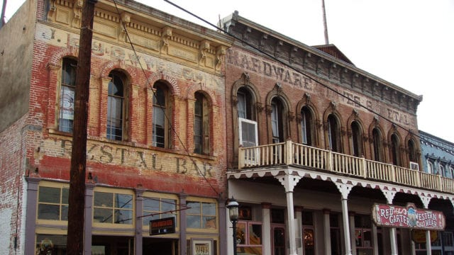 virginia city, reno extended stay
