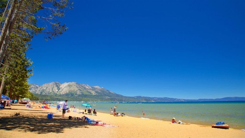 lake tahoe beaches beach trip things to do